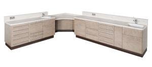 Carmel Dental Cabinets