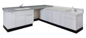 Decontamination Dental Cabinets