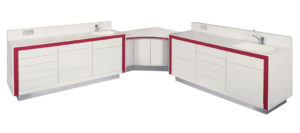 Sedona Dental Cabinets